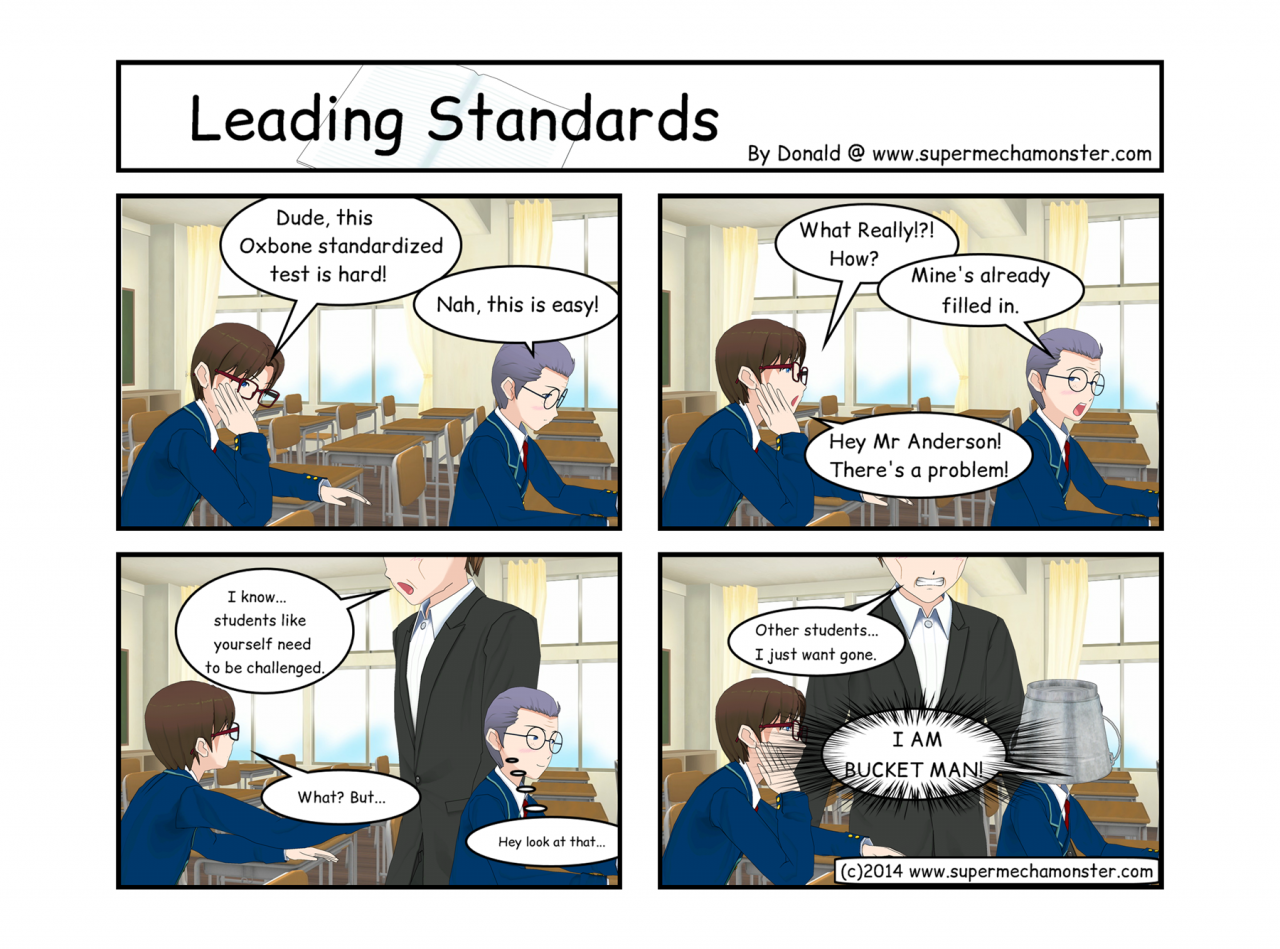 Leading Standards