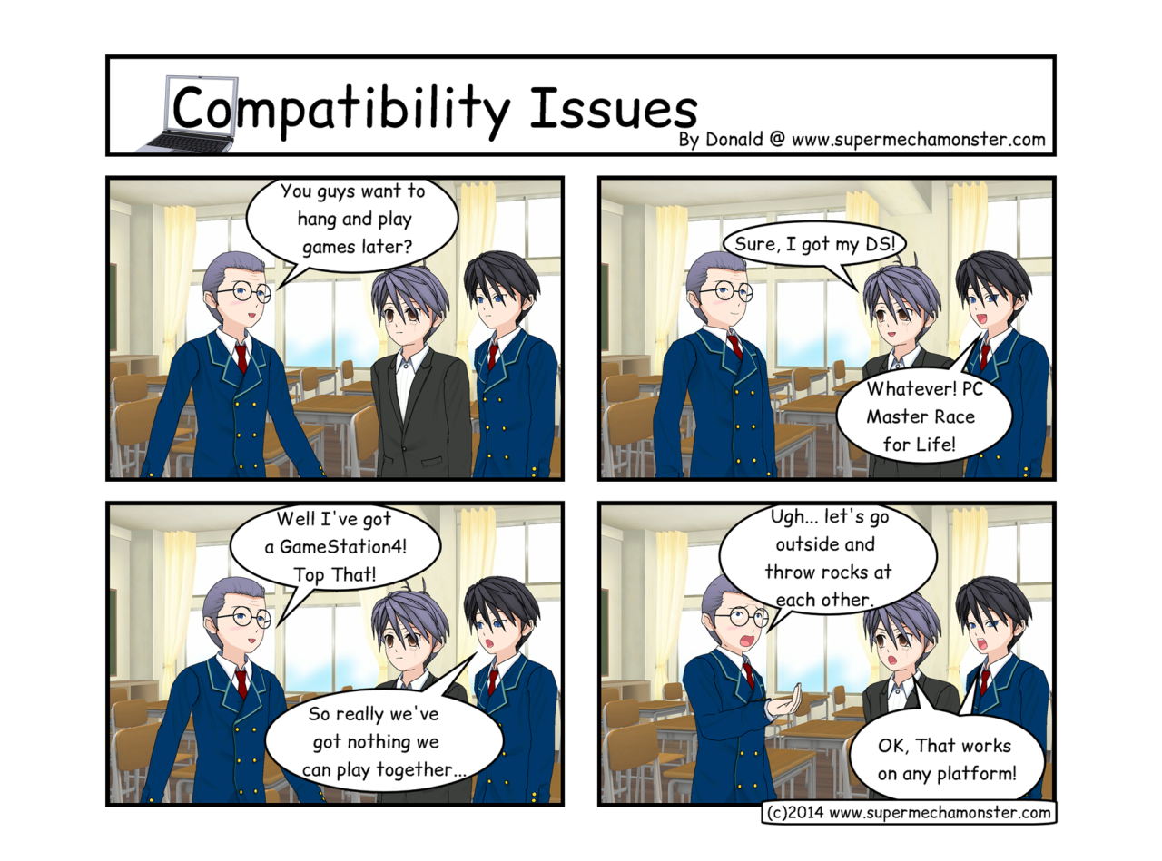 Compatability Issues